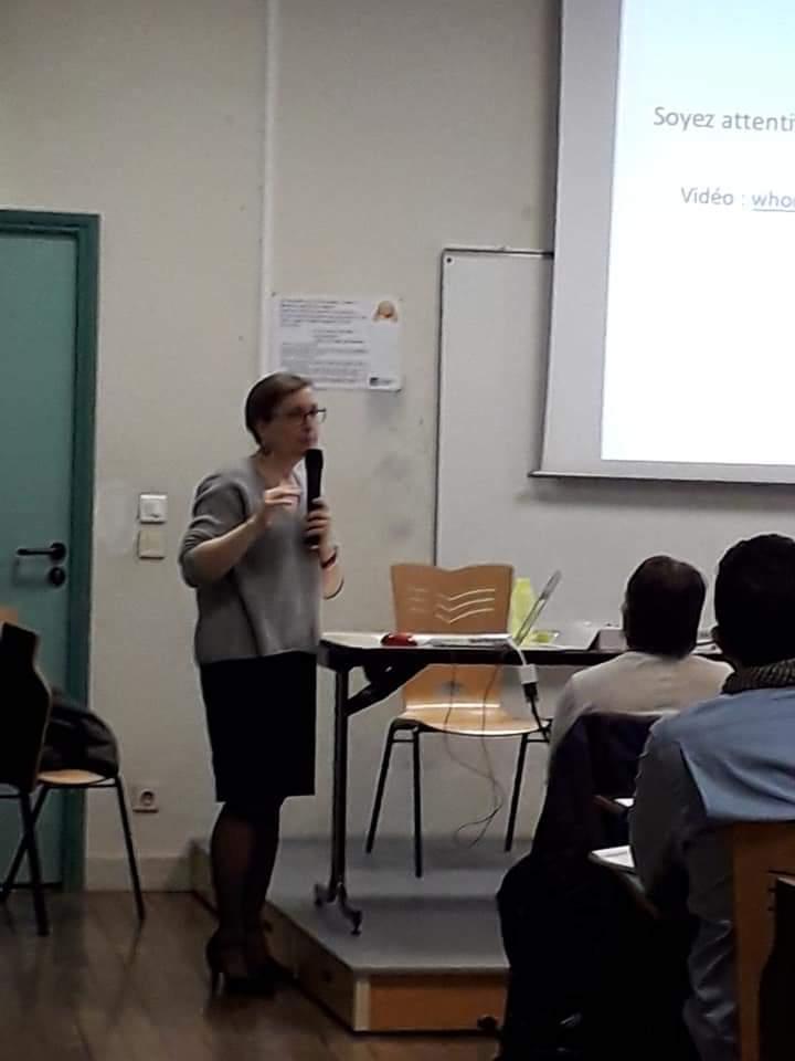 conférence pour l'AFEP